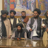 Confrontation between Taliban factions at presidential palace rumoured