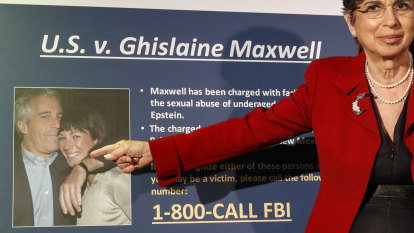 Ghislaine Maxwell's sex relationships with adults can be secret: judge
