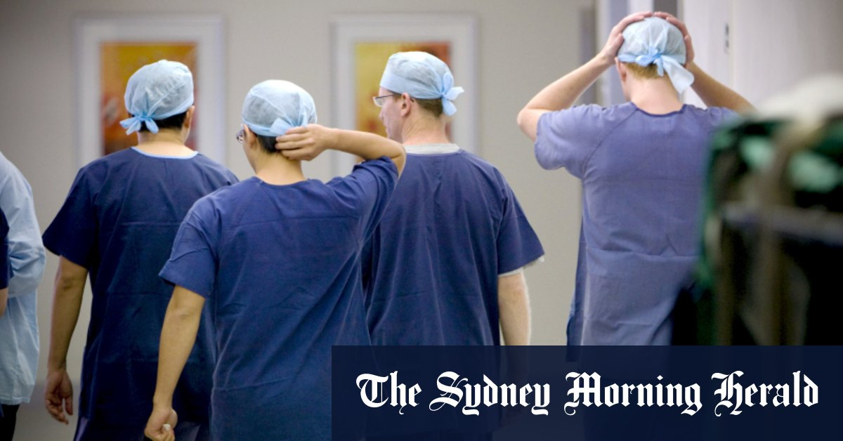 'Industry under pressure': Private health premium rise hits 20-year low – Sydney Morning Herald