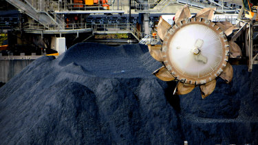 Coal exports are under pressure on multiple fronts.