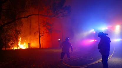 Public urged to be eyes and ears of police for potential firebugs