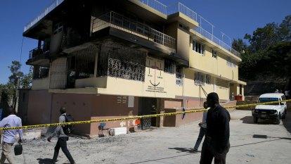 Children die as fire sweeps through orphanage in Haiti