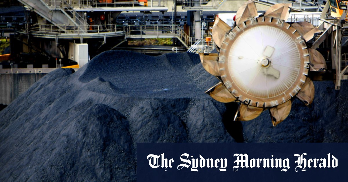 Australian coal exports face 'perfect storm' as China restrictions hit – Sydney Morning Herald