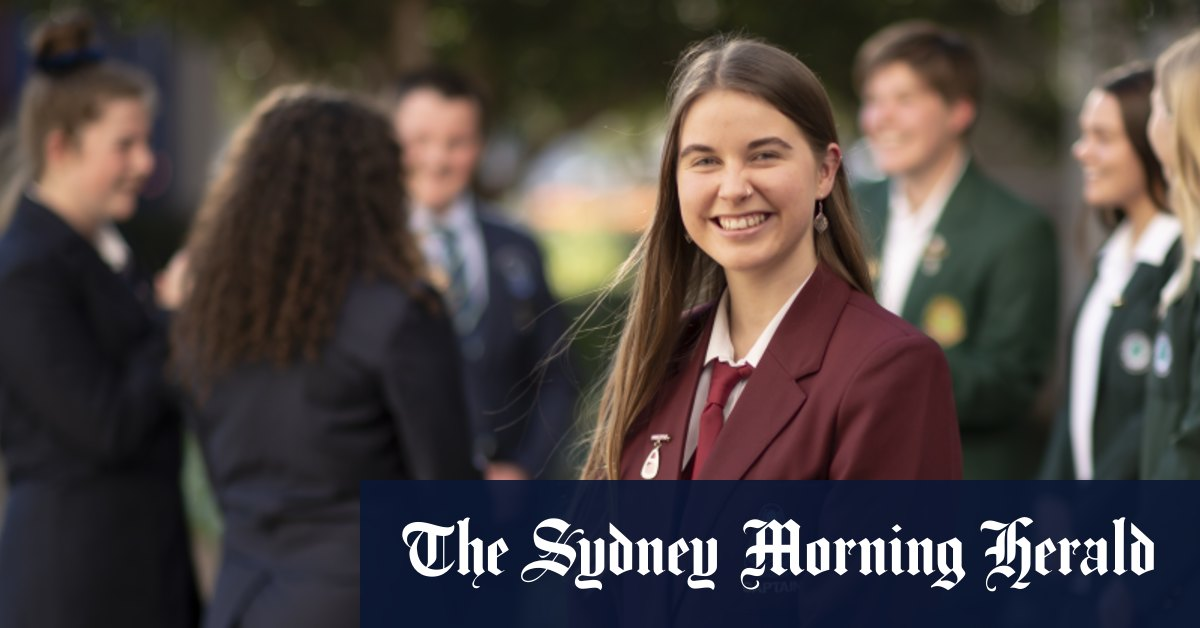 School captains join forces to campaign for COVID-safe formals – Sydney Morning Herald