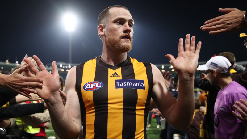 Jarryd Roughead to play farewell game
