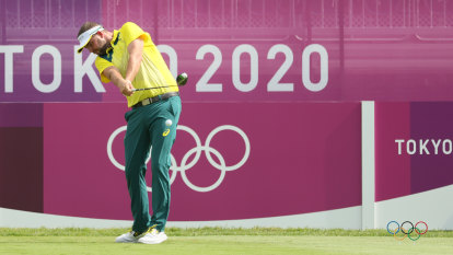 Leishman, Smith off pace as top golfers upstaged in Olympics first round