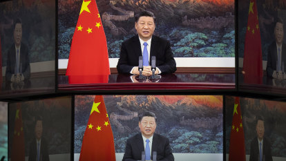 Two-track Xi reveals China is in no mood for reconciliation