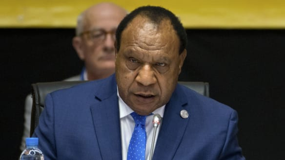 Papua New Guinea rejects US criticisms of Chinese 'Belt and Road'