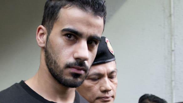 'Courageous young man': footballer languishing in Thai jail