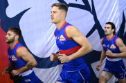 Joash Schache has established himself as a key member of the Bulldogs' line-up.