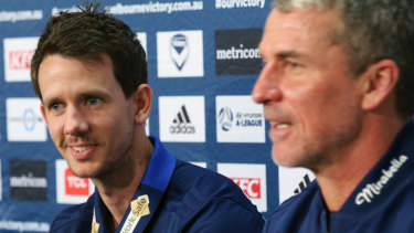 Robbie Kruse has been named in Victory's squad for the Big Blue on Sunday.