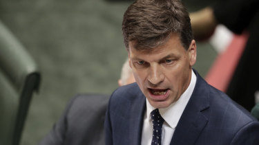 Energy Minister Angus Taylor says the Coalition is taking action to improve reliability in the energy grid.