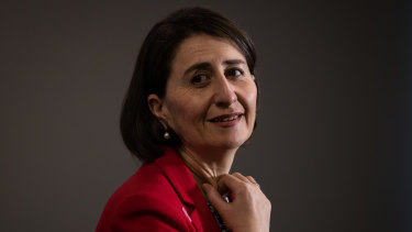 NSW Premier Gladys Berejiklian has announced further easing of restrictions.