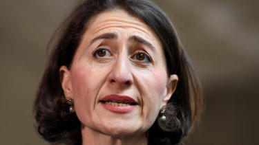 "NSW Premier Gladys Berejiklian said the government has a ""zero tolerance"" approach to drugs."