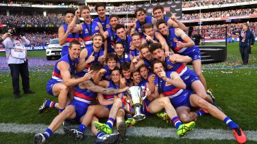 The Bulldogs are a very different team in 2019 to the one that won the premiership in 2016.