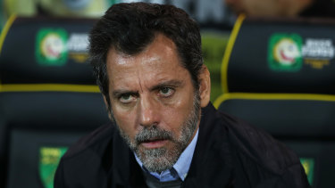 Quique Sanchez Flores hasn't survived the latest cut at Watford.