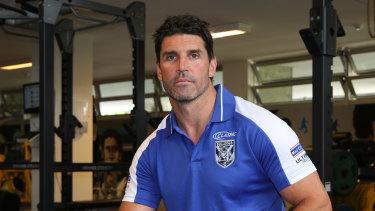 Trent Barrett has lured Matt Burton to Canterbury from 2022.