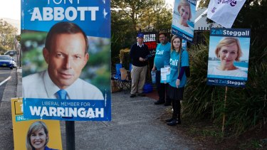 The battle between Tony Abbott and Zali Steggall energised the voters of Warringah, with turnout increasing at the May 18 poll.