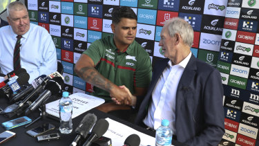 Bennett says the NRL should take responsibility for the backlash against Latrell Mitchell.