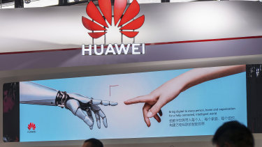 Extending its reach, and the reach of the Chinese government: Huawei.