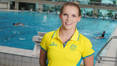Heartbreak: Taneka Kovchenko has had to pull out of the Commonwealth Games at the last minute.