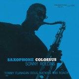 Saxophone Colossus deserves to be ranked alongside Miles Davis's Kind of Blue.