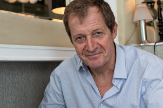 Alastair Campbell was shocked at the level of misunderstanding about depression from the man who would be British prime minister Jeremy Hunt.