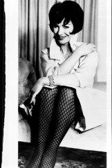 Actress Fenella Fielding