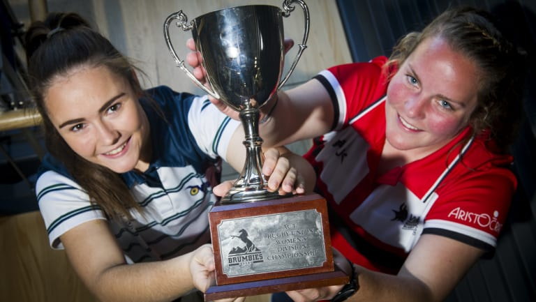 The Uni-Norths Owls and Tuggeranong Viqueens will battle for grand final honours.