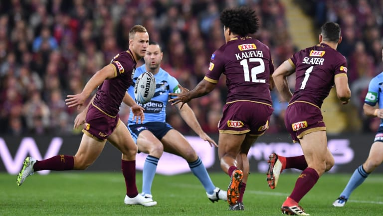 state of origin series 2019