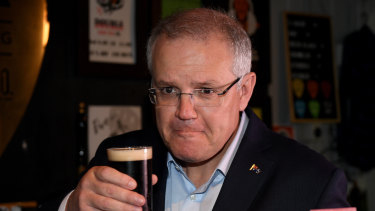 "Brewers are calling for Scott Morrison to deliver on his ""tantalising prospect"" of cheaper beer."