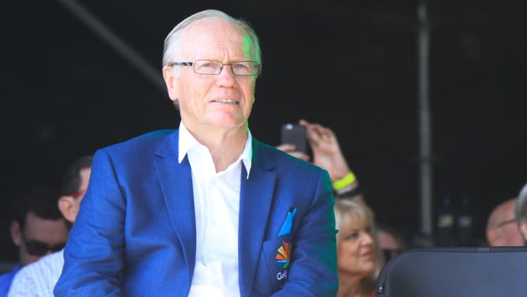 GOLDOC chief Peter Beattie was in an apologetic mood on the Gold Coast on Monday.