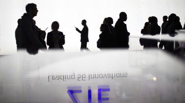 Chinese company ZTE has rapidly grown to be one of the world's biggest telecommunications suppliers.