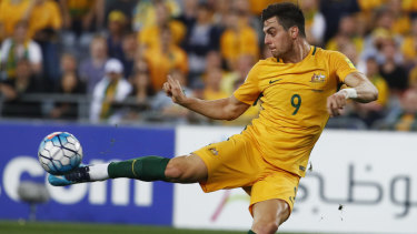 Tomi Juric is looking forward to the future under new Socceroos boss Graham Arnold.