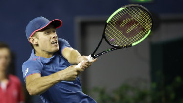 Alex de Minaur continues to fire at the Next Gen finals.