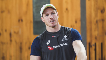 The Brumbies are hopeful David Pocock will recover from a calf injury.