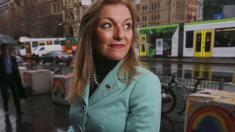 Fiona Patten said she had fallen victim to complex preferences deals.