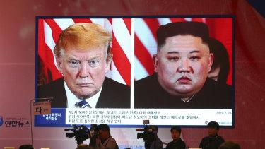 Donald Trump wants to meet Kim Jong-un.