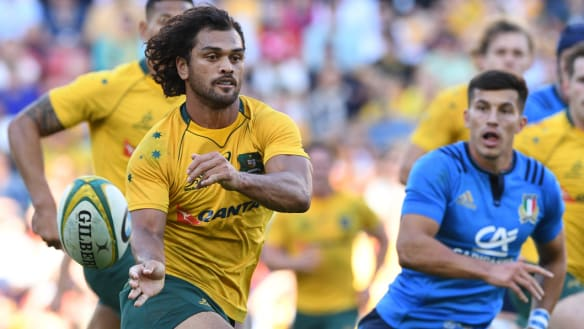 Waratahs loom as lifeline with Hunt and Reds set to part ways