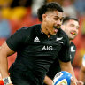 All Blacks return to top of rankings after big win over Pumas