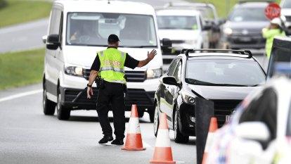 Illegal cross-border dash puts south-east Queensland under COVID cloud