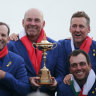 Players made my job easy, says Europe's Ryder Cup skipper