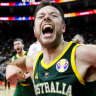 Delly inspires Boomers to opening win over Canada at FIBA World Cup