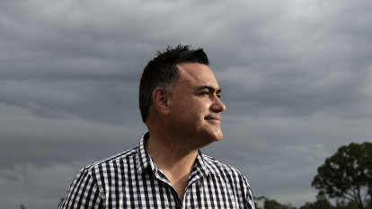 Barilaro approved $4 million in council grants for his own electorate