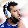 'Out of your comfort zone': Ricciardo missing a gear in battle with his McLaren