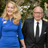 The Goss: Rupert Murdoch and wife Jerry Hall 'expected' Down Under
