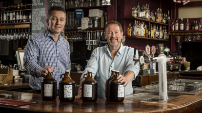 Cheers to takeaway tap beers as brewer offers bottled solution