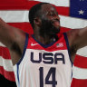Golden, again: Team USA's Olympic basketball reign continues