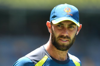 Glenn Maxwell played a starring role in English county cricket.