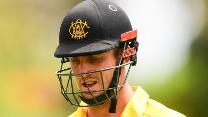 Mitch Marsh suffers ankle injury in Sunrisers Hyderabad IPL opener